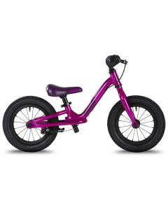 "Cuda Runner 12"" Balance Bike, Lightweight Cuda Balance Bikes-Purple"