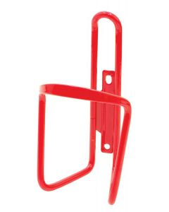 ETC Bike Bottle Holder 6mm Alloy, Red