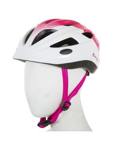 ETC J250 Junior Helmet Blue/Red and White/Pink, Size 51-55cm