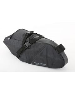 Forme Adventure Saddle Bag Black, 10L