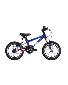 Frog Bikes 40, 2020 14 Inch Hybrid Kids Bike -Union Jack