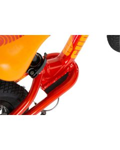 "Cuda Runner 14"" Balance Bike, Lightweight Cuda Balance Bikes-Orange"