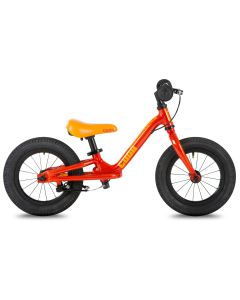 "Cuda Runner 12"" Balance Bike, Lightweight Cuda Balance Bikes-Orange"