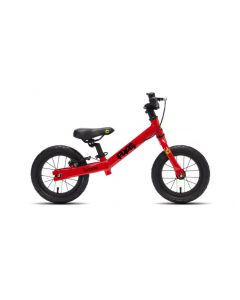 "Frog Tadpole Kids Balance Bike, 12""-Red"