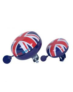 Kids Union Jack Bicycle Bell