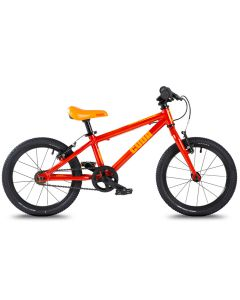 Cuda TRACE 16″ First Junior Pedal Bike 2020, Lightweight Kids Bikes-Orange