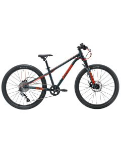 Frog Bikes MTB 62 2020 24 Inch Kids Hardtail Mountain Bike Red