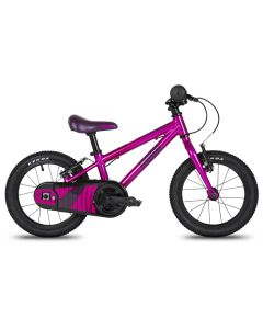 Cuda TRACE 14″ First Junior Pedal Bike 2021, Lightweight Kids Cuda Bikes-Purple