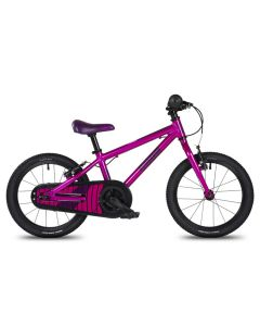 Cuda TRACE 16″ First Junior Pedal Bike 2020, Lightweight Kids Bikes-Purple