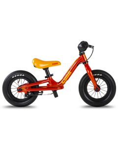 "Cuda Runner 10"" Balance Bike, Lightweight Kids Balance Bikes-Orange"