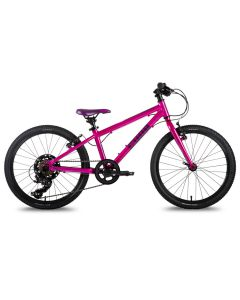 Cuda TRACE 20″ Junior Pedal Bike 2021, Hybrid Bike.-Purple
