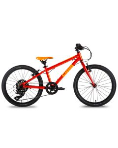 Cuda TRACE 20″ Junior Pedal Bike 2021, Hybrid Bike.-Orange