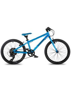 Cuda TRACE 20″ Junior Pedal Bike 2021, Hybrid Bike.-Blue