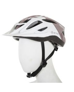 ETC L630 Cildren's Leisure Helmet White/Gold, Black, Blue. Size 53cm-58cm