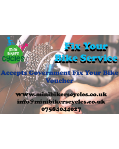 Free £50 Fix Your Bike Voucher