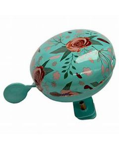Floral Kids Bicycle Bell, Small