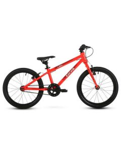 "Forme Cubley 18"" Junior Bike, 2021-Red"