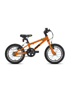 Frog Bikes 40, 2020 14 Inch Hybrid Kids Bike -Orange