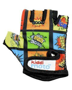 Kiddimoto Kids Comics Cycling/Skating Gloves