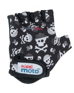 Kiddimoto Skull Kids Cycling/Skating Gloves